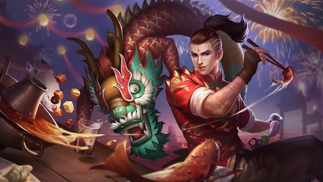 """Chou """"Dragon Boy"""""""
