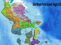 4+ Batas Wilayah Provinsi Sulawesi Tenggara (Sultra)