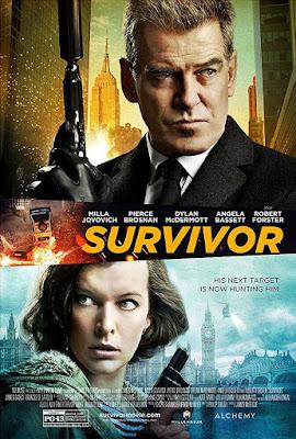Sinopsis film Survivor (2015)