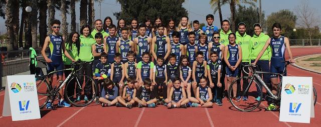 Escola triatló Vialterra Algemesí