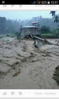 sumbar berkabung, musibah banjir melanda banyak daerah