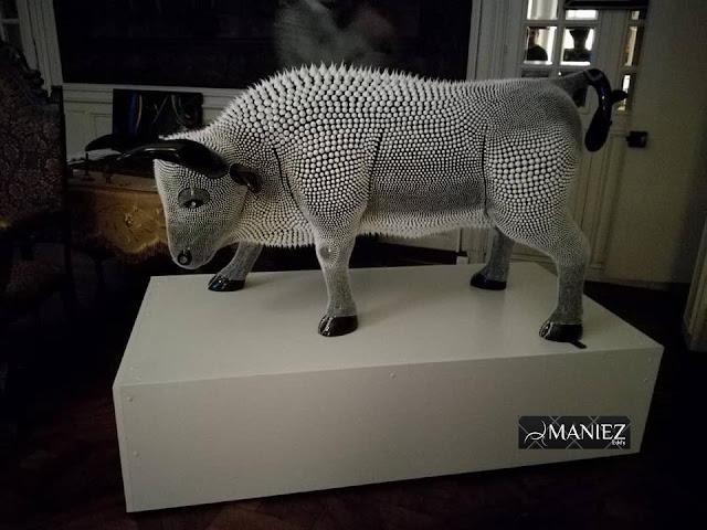 Taureau silicone de MANIEZ Eddy