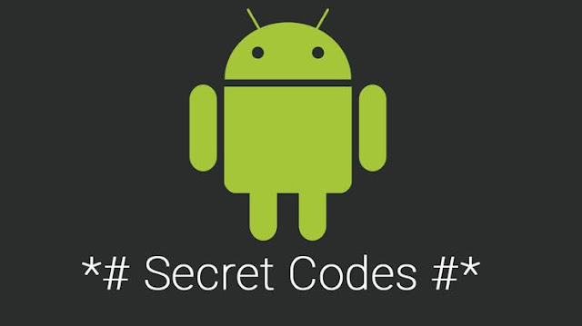30 codes to display the secrets of your Android phone