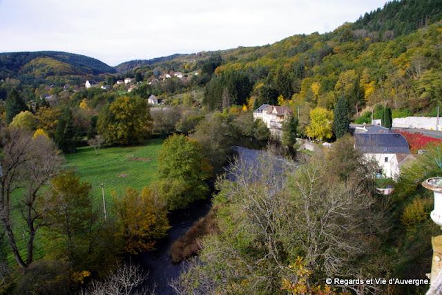 Châteauneuf-les-Bains, Auvergne