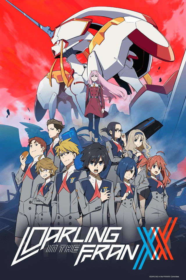 Darling in the Franxx |02/24| |Audio Castellano| |Mega|