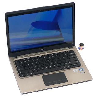 Laptop HP Folio 13-1001TU Core i5 Second di Malang