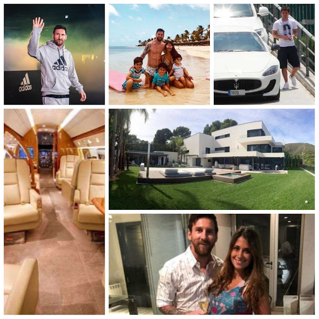 Lionel-messi-house-and-cars-photo-compilation