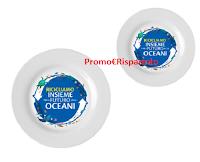 """Findus """"Ricicliamo insieme per il futuro degli oceani"""" : vinci 1272 coppie di Piatti personalizzati Capitan Findus"""