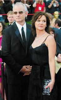 Bill Murray With Second Ex Wife Jennifer Butler