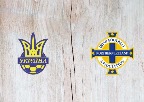Ukraine vs Northern Ireland -Highlights 03 June 2021