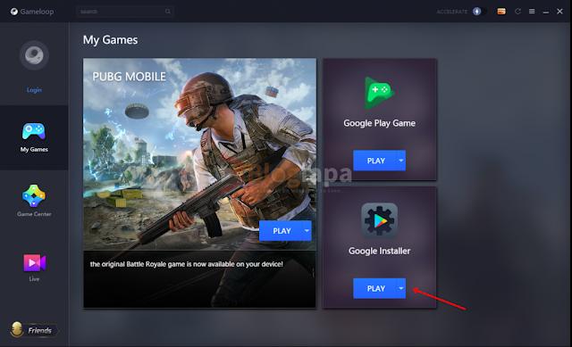google installer for gameloop