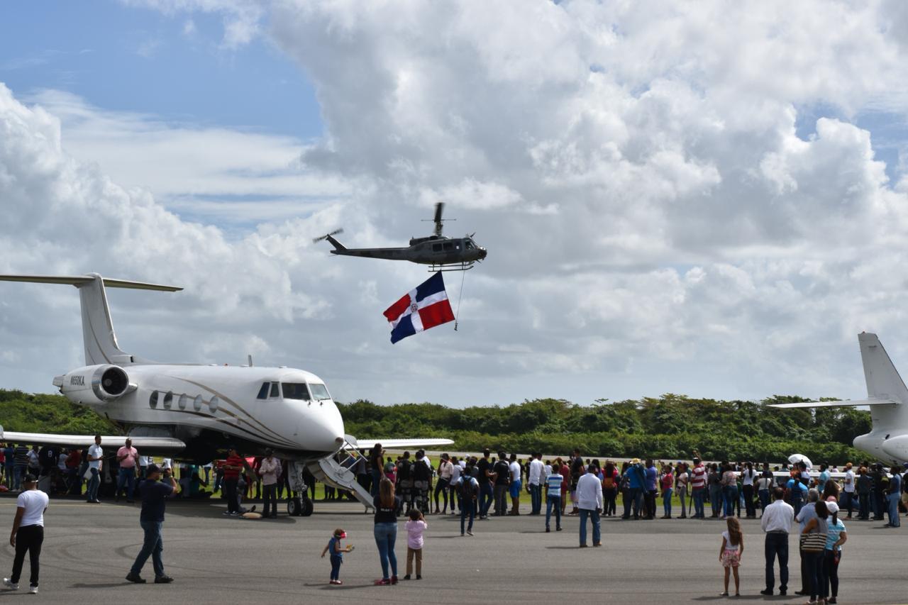 Vuelve El Evento Fly In En La Base De San Isidro Armario De