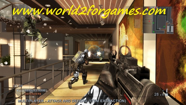 Free Download Tom Clancys Rainbow Six Vegas 2