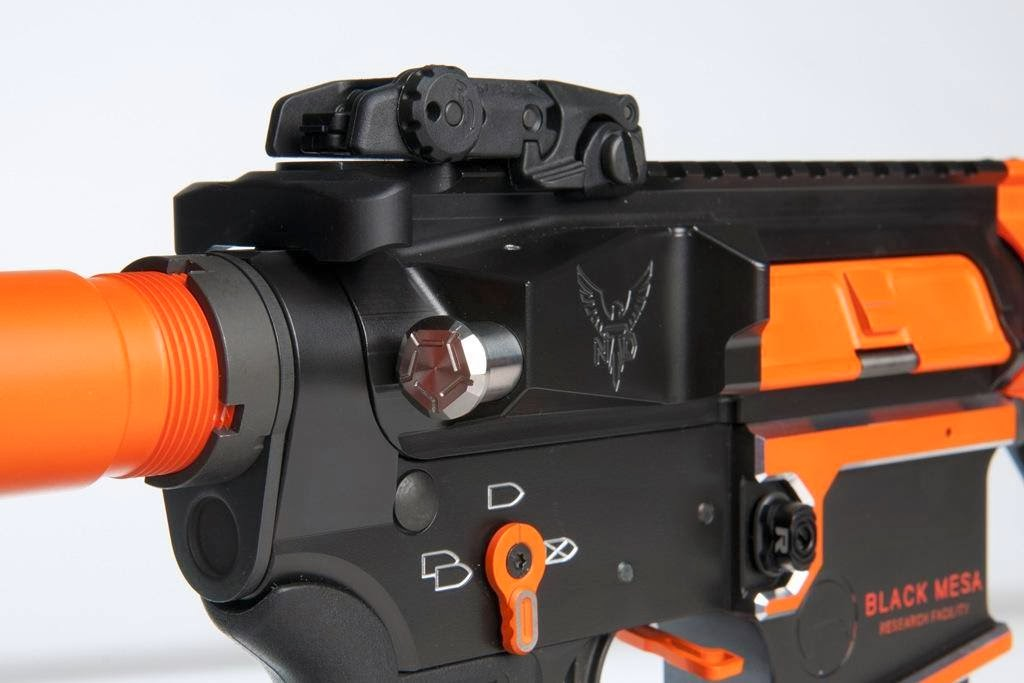 Metal Worx Inc >> Custom pistol AR build by Jumbo Duclayan from DUCLAYAN ...