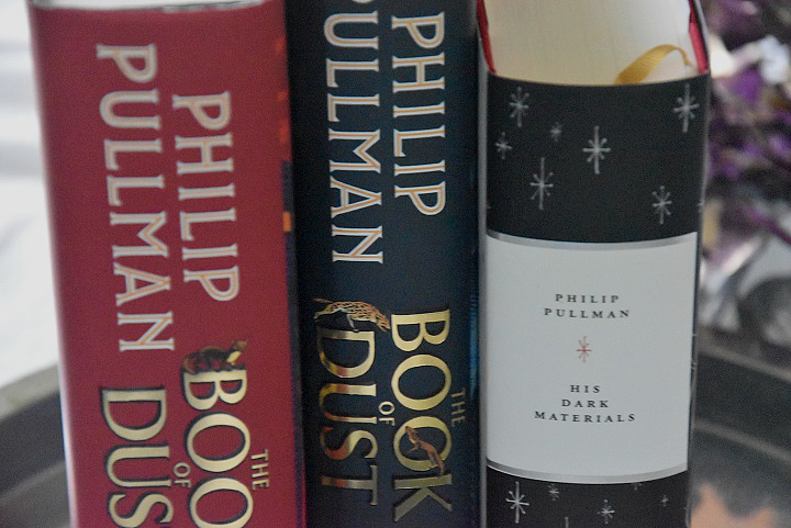 Bücher-von-Philip Pullman-His-Dark-Materials