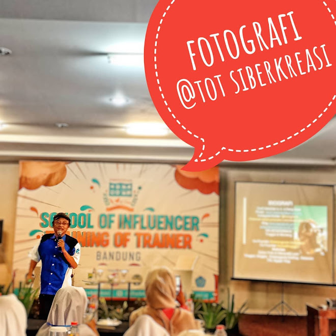 Kelas Fotografi ToT School of Influencer Bandung