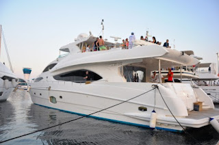 Yacht Parties in Abu Dhabi