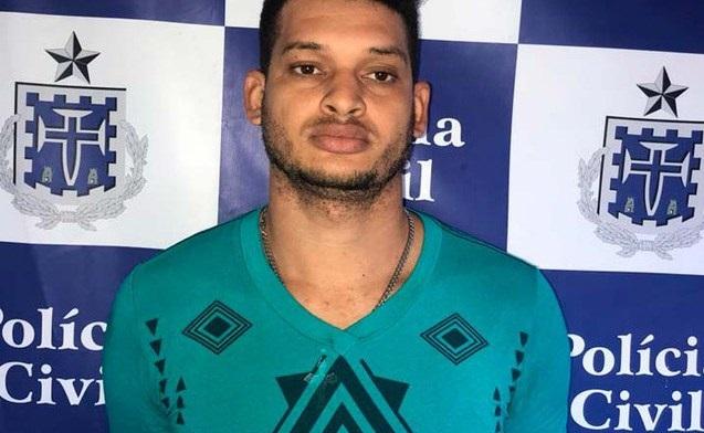 Suspeito de estuprar a enteada por 8 anos é preso na Bahia após vítima revelar abusos para irmão - Portal SPY