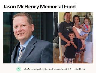 GoFundMe: Jason McHenry Memorial Fund