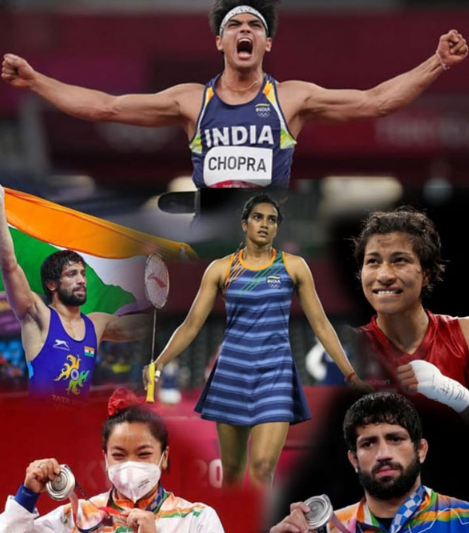 Tokyo Indian Olympics: Growing up with seven!
