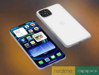 Tema iOS | iPhone 12 Pro Untuk Oppo All Series dan Realme