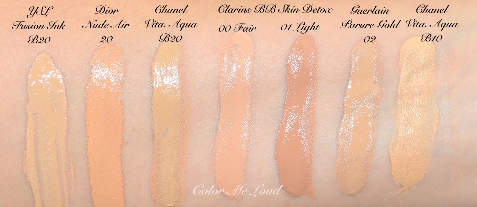 Clarins Instant Glow Spring 2016, Review, Swatch & FOTD | Color Me ...