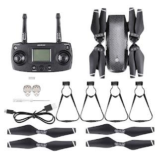 Spesifikasi Drone KK10S - OmahDrones