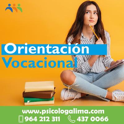 orientacion vocacional online