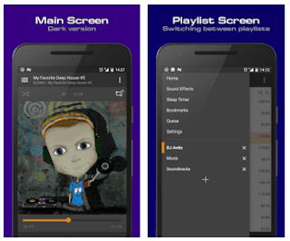 Pemutar Musik Android - AIMP