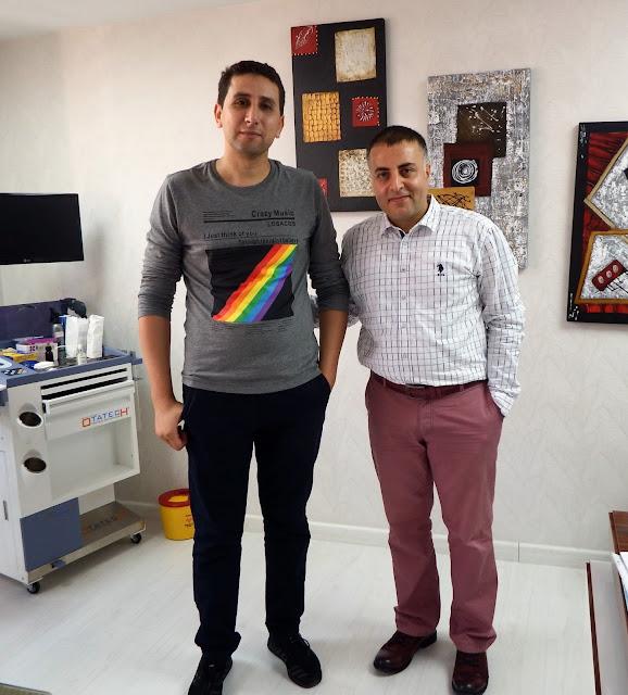 Dr.Murat Enoz - Rhinoplasty in Istanbul - Nose Job İstanbul - Burun estetiği İstanbul - Rhinoplasty in Turkey - Nose Job Turkey