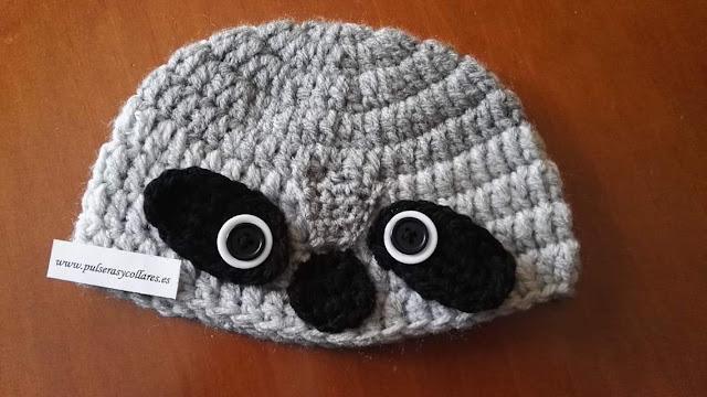 Gorro de lana perezoso