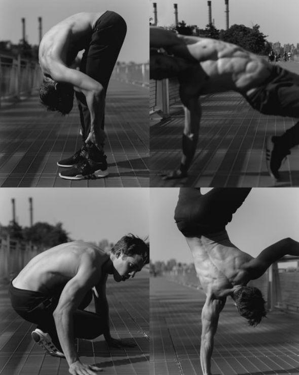 Elias Tahan - Photography - Exercise