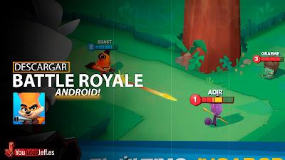 Nuevo Battle Royale🔥👏Descargar Zooba para Android