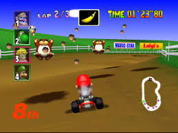 Download Mario Kart Games N64 For PC Full Version - ZGASPC