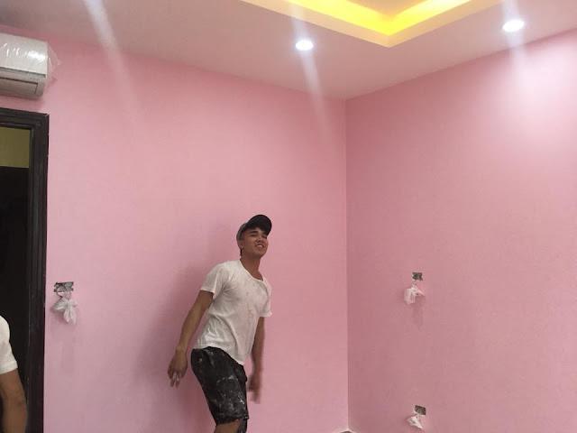 dịch vụ sơn sửa lại căn hộ giá rẻ tại tphcm
