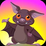 Games4King  Bat Rescue Escape