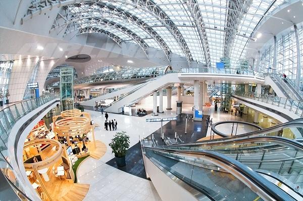 Sân bay Incheon