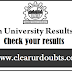 Anna University Results 2017 Nov Dec Exam Result date UG PG