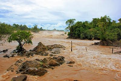 Khone waterfall Phapheng