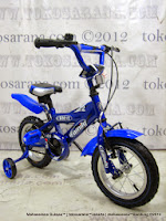 12 Inch Family RM2 Kids Bike