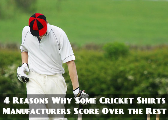 Cricket Shirts Manufacturers