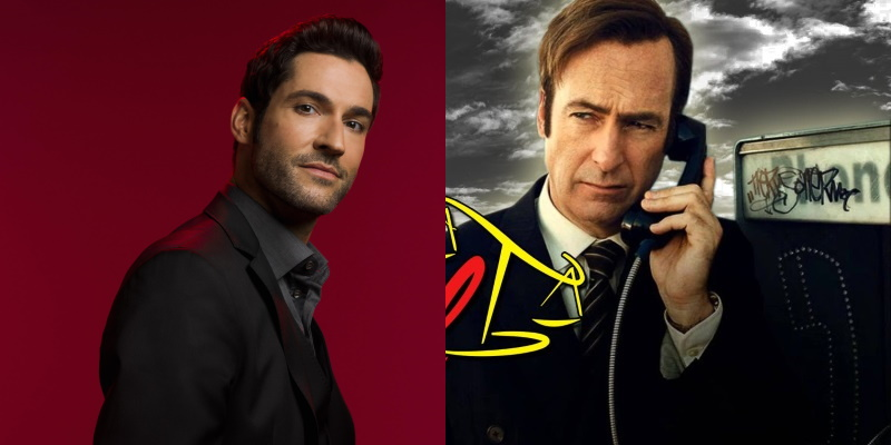 better call saul / lucifer