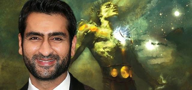 """Os Eternos: Kumail Nanjiani diz que o filme é realmente """"épico"""""""