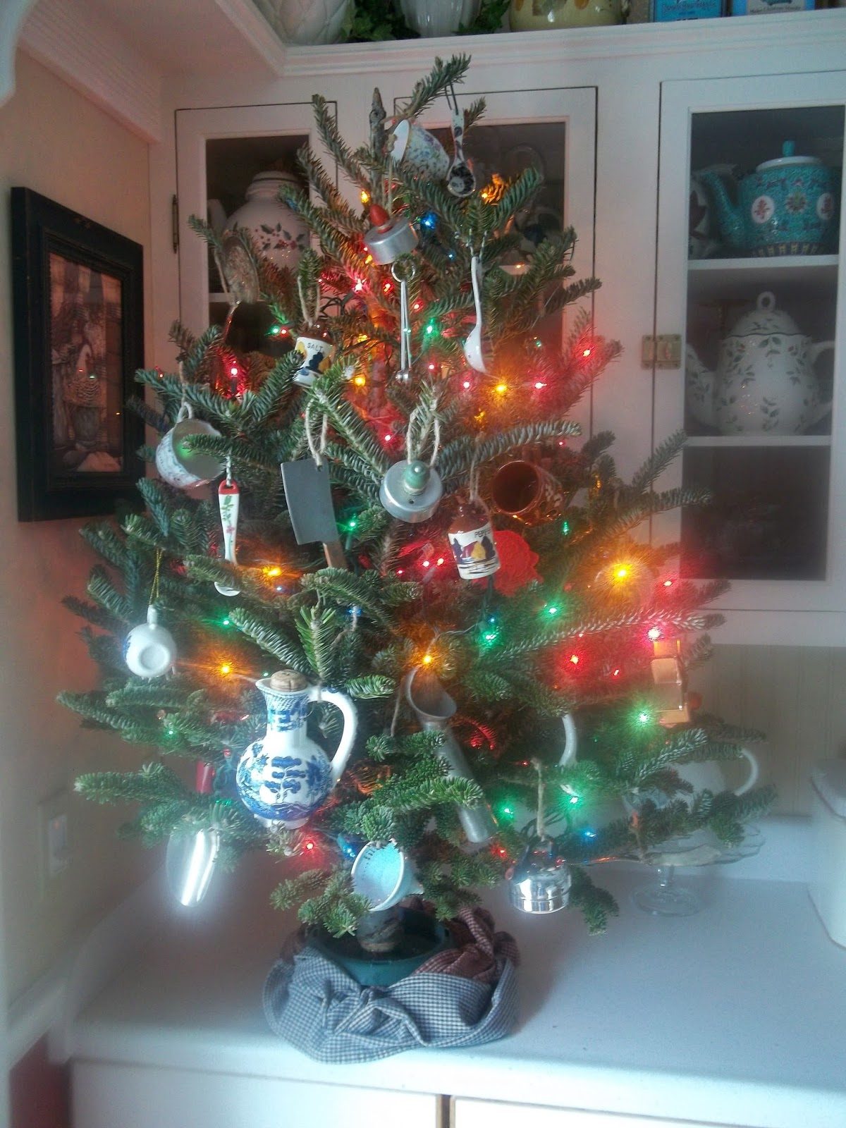 From the Heart...Cheryl St.John: Great Christmas Tree Tour 2016: My ...