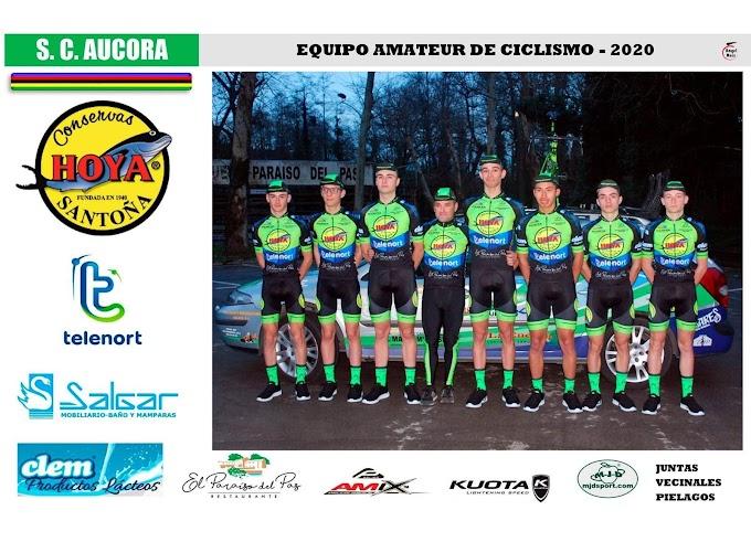 En Cantabria nace un nuevo equipo élite / Sub23 el Conservas Hoya - Telenort Team