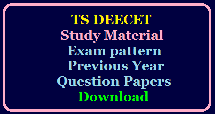 DEECET Study Material and Previous Year Question Papers Download TS DEECET Model Papers 2020, Telangana DIETCET/TTC Previous Papers 2020 | Download TS DEECET Previous Papers – deecet.cdse.telangana.gov.in DIETCET Model Papers Pdf |TS DEECET Model Papers 2020 Download for Telangana DIETCET or TTC Entrance test previous question papers with answers/2020/04/ts-deecet-study-material-syllabus-exam-pattern-previous-year-model-question-papers-download.html