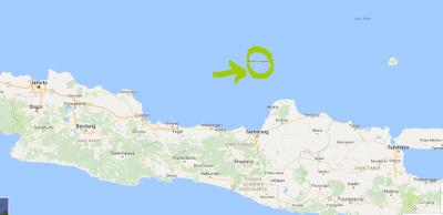 Wisata Pulau Tengah Karimun Jawa