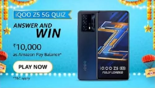 Which Segment's first Performance trio makes iQOO Z5 best in class Performer?