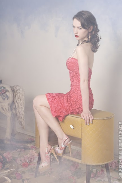 Melanie Scrofano topless