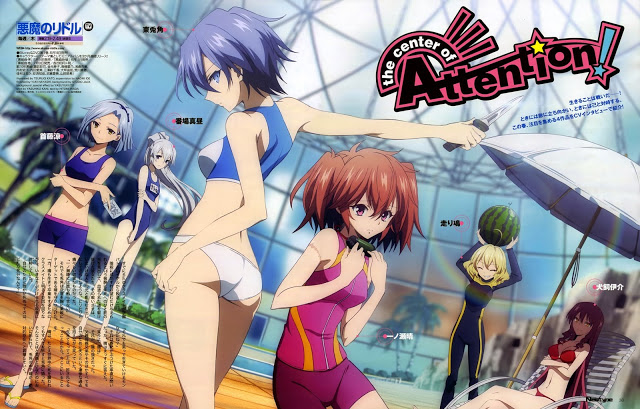 Akuma no Riddle BD Subtitle Indonesia